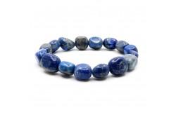 Naturel Kesim Lapis Lazuli Doğal Taşlı Bileklik