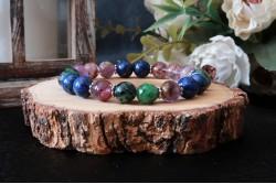 Lapis Lazuli, Yakutlu Zoisit, Ametrin (Bağışıklık Sistemi Karması)